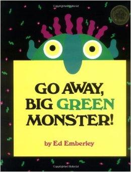Va t'en grand monstre vert! (E. Emberley)
