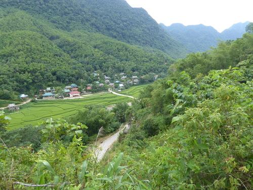 J3 arrivée à Pu Luong