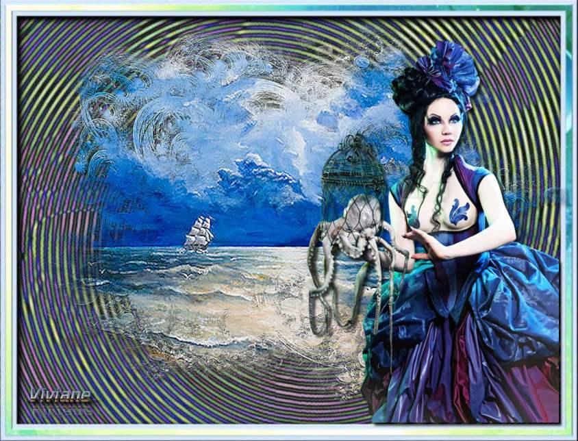 Les mystères de l'océan