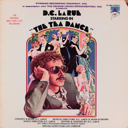 D.C. Larue - The Tea Dance - Complete LP