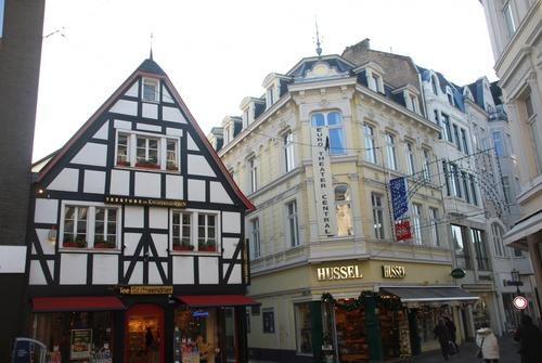 Bonn, patrie de Ludwig Van (photos)