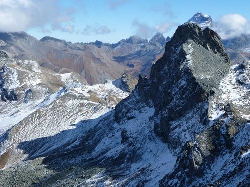 Pic de la Farneireta -Tête des Toillies