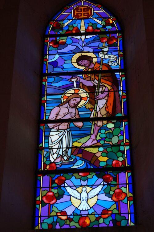 Eglise de Saint Saturnin sur Loire