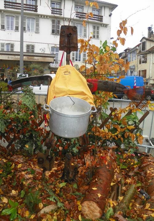 Marché de Noël de Belley 2014