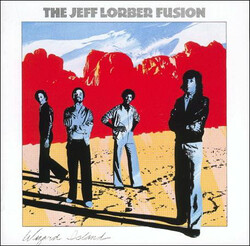 The Jeff Lorber Fusion - Wizard Island - Complete LP