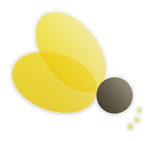 Logo imaginé pour l'apiculture