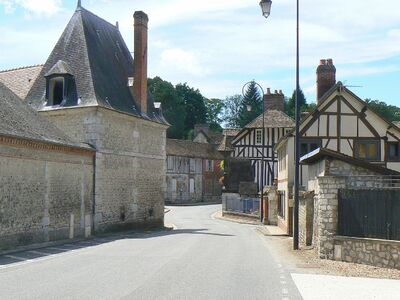 Le circuit du Bois Ricard