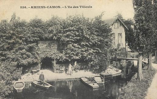 Famille Thuillier Camon (80)
