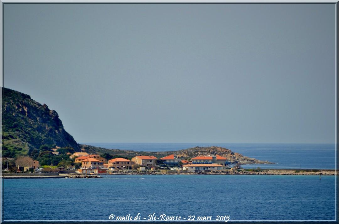 Ile-Rousse - Corse