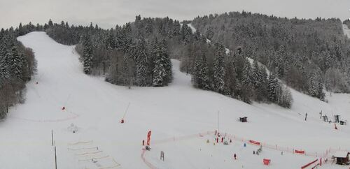 Ne ranger pas les skis !
