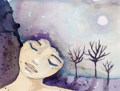 Femme-dort-avec-la-lune-500x382