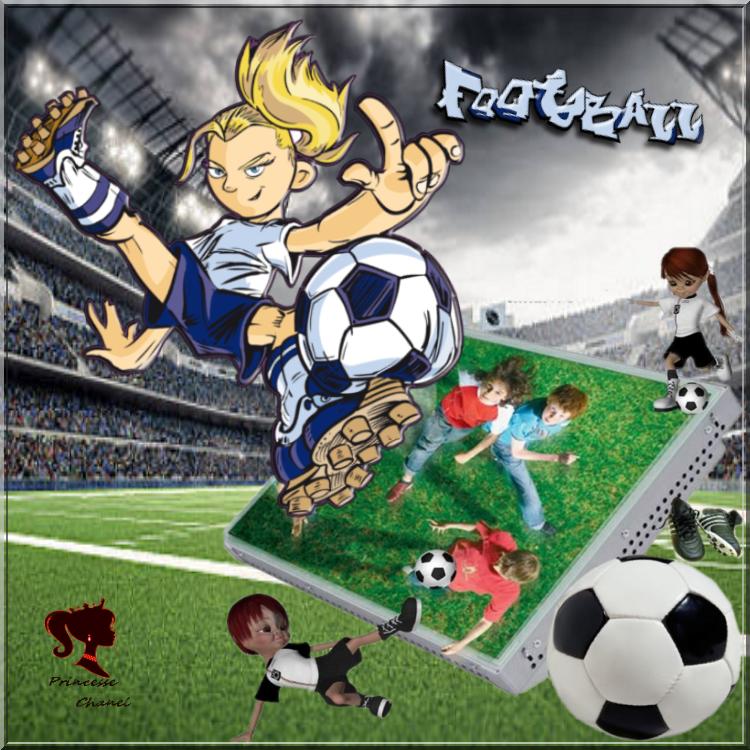 Défi le foot