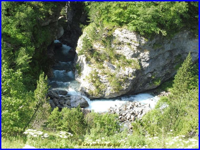 Gavarnie, la grande cascade