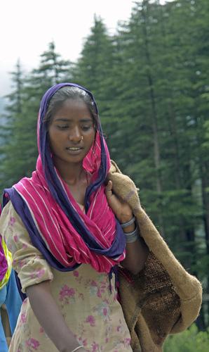 Les noirs bleus d'Inde : les Dravidiennes