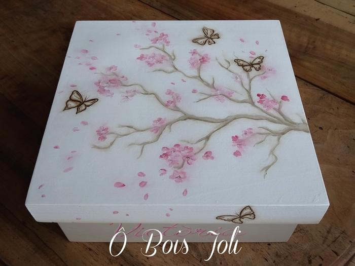 Fleurs de cerisier...