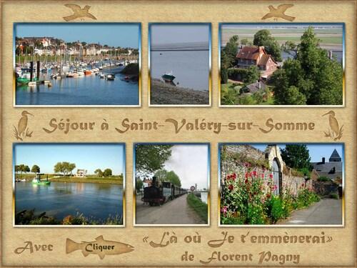 Carte Musicale de Saint-Valéry sur Somme