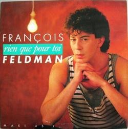 François Feldman - Rien Que Pour Toi