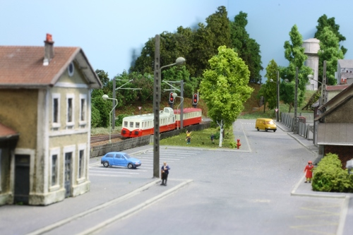 Quelques vues extra ferroviaires