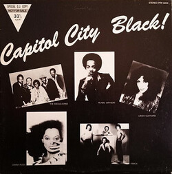 V.A. - Capitol City Black - Complete LP
