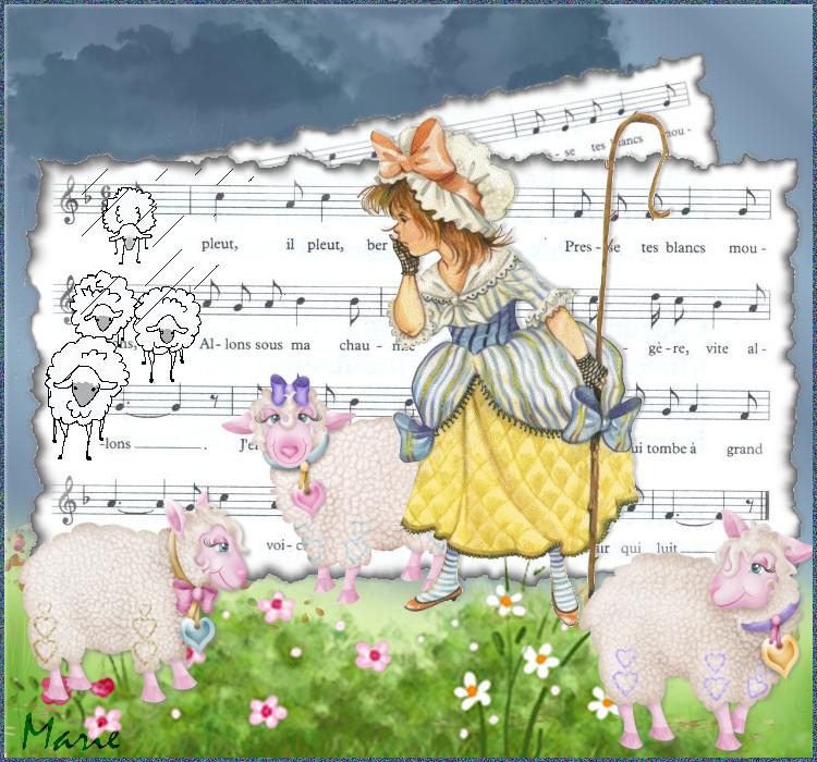 Les contes d'enfant de lila