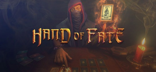 Let's Play :  Hand of Fate