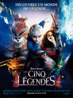 Cinq Legendes affiche