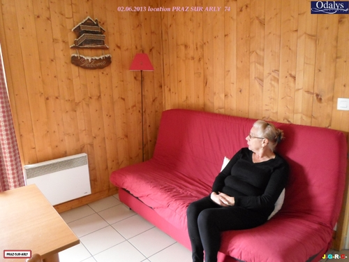 VACANCES: 2013 PRAZ SUR ARLY 74 logement   18/08/2013