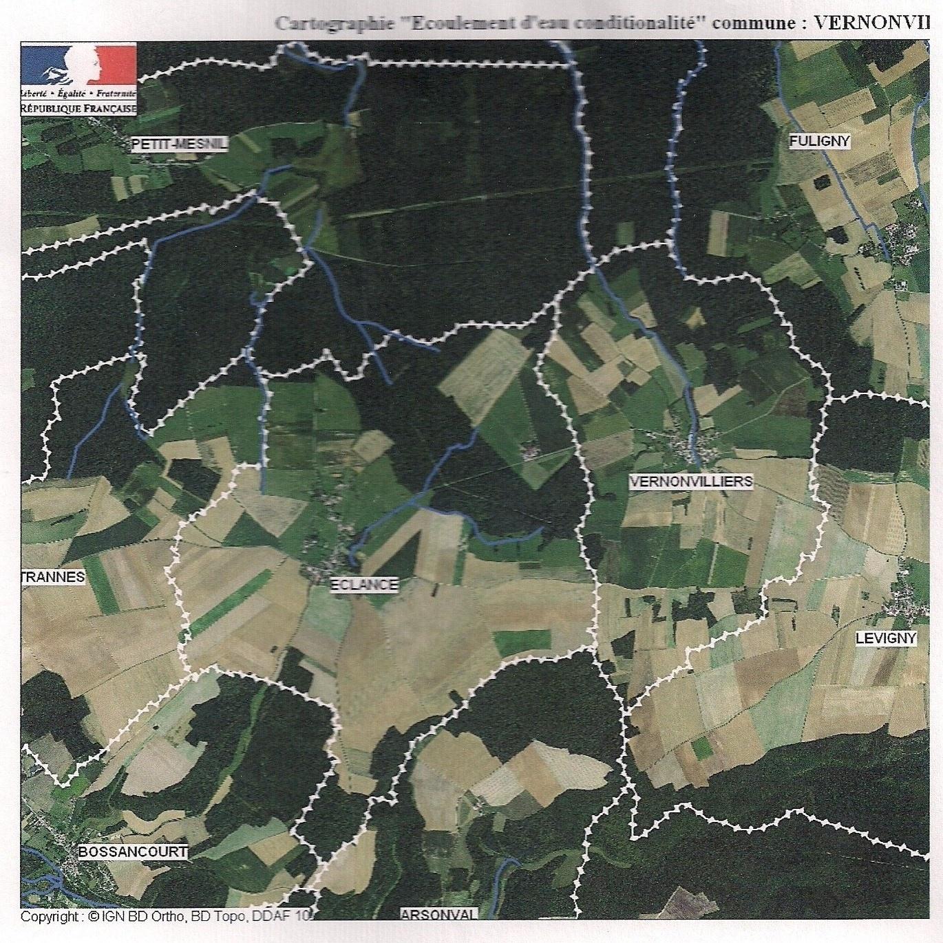 Vernonvilliers, Aube 10200