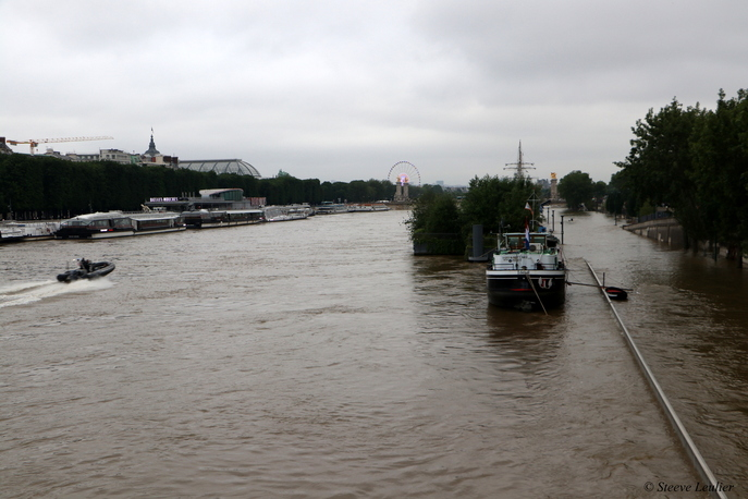 Crue juin 2016 Paris