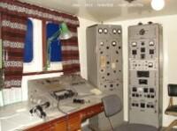 Hurtigruten-cabine radio