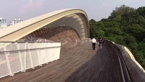 Promenade à Singapour : Southern Ridges