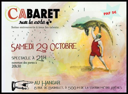 28 / 10 : CABARET