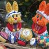 des lapins aux bajoues bien joufflues!