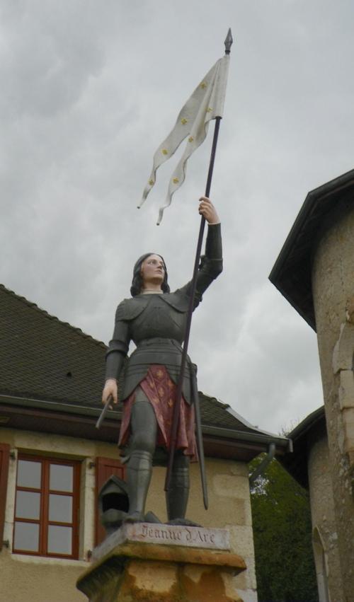 Jeanne d'Arc à Champagneux
