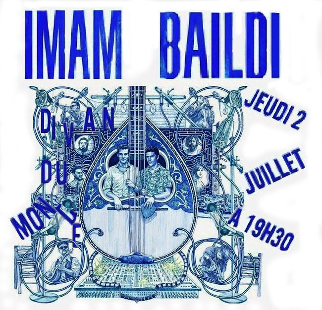 Imam Baildi au Divan du monde à Paris le jeudi 2 juillet