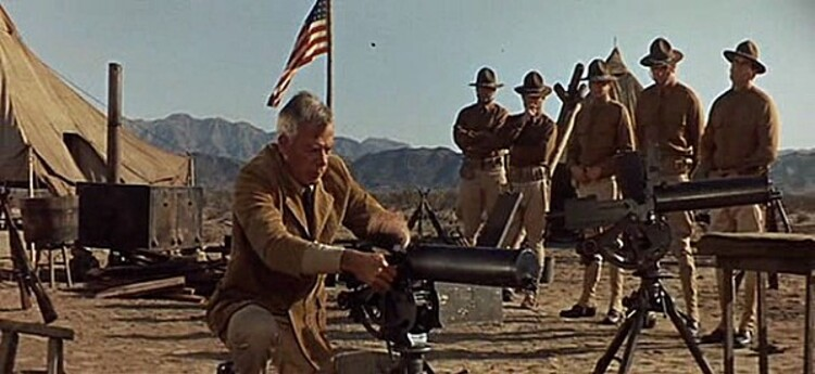 LES PROFESSIONNELS - LEE MARVIN