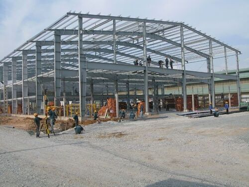 Xây dựng nhà xưởng tại Bình Dương chuyên nghiệp