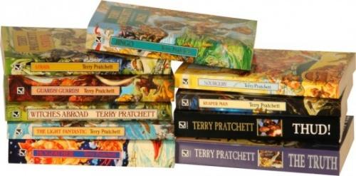 Terry Pratchett Bibliographie