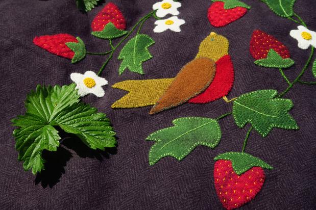 Les fraises du Jardin de Bonnie