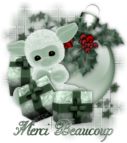Service : Extras de Noël