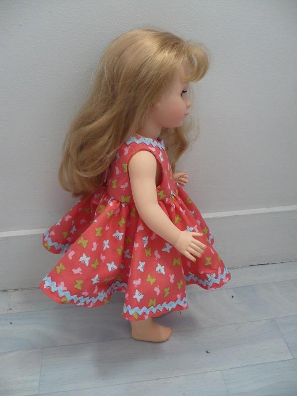 robe pour Marie-Françoise