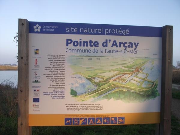 Pointe d' Arçay, La Faute-sur-Mer