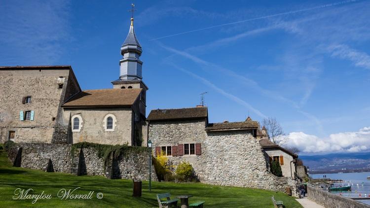 Pays de Savoie : Yvoire 1/3