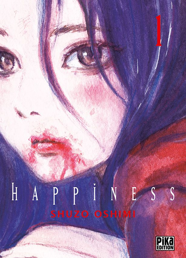Manga - Happiness