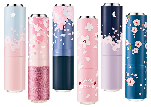 Etude House - The Cherry Blossoms Spring Collection