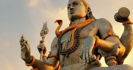L'un des dieux les plus importants de la religion hindoue