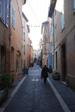 les petites rues de Roquebrune