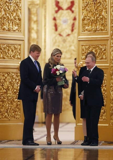 WA, Maxima et Vladimir