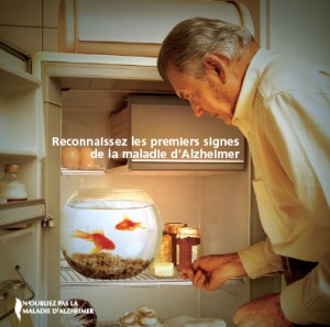 Prémices d'alzheimer