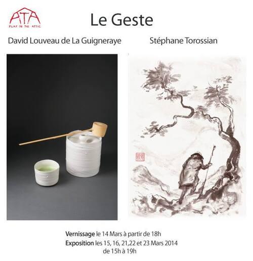 Exposition poterie et peinture